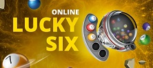 Online loterie Lucky Six od Fortuny
