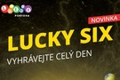 Fortuna loterie Lucky Six